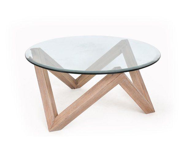 Ringa Round Coffee Table