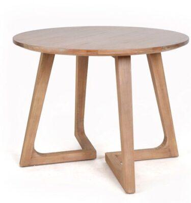 Skiva Round Dining Table